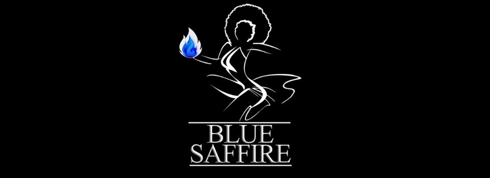 Blue Saffire | Interracial Romance Novels